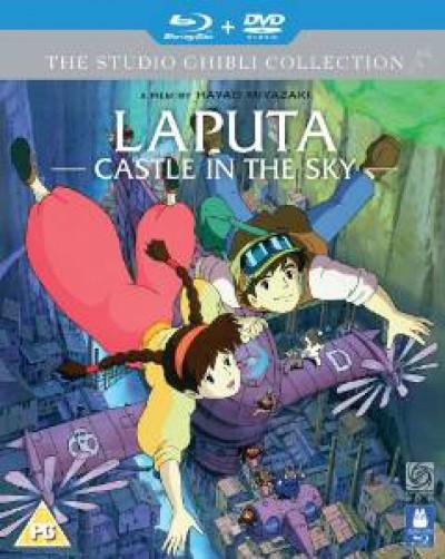 Animation - Laputa:Castle In The Sky