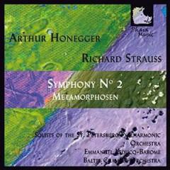 HONEGGER & STRAUSS - SINFONIE 2/METAMORPHOSEN