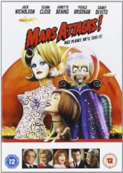 Movie - Mars Attacks