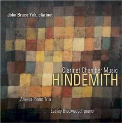 Hindemith, P. - Clarinet Chamber Music