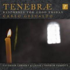Gesualdo, C. F. - TENEBRA-RESPONSES FOR GOO