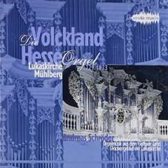 Bach, J.S. - Die Volckland Hesse Orgel