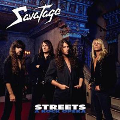 Savatage - Streets: A Rock Opera
