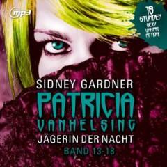 Vanhelsing, Patricia - Jaegerin Der Nacht.Band