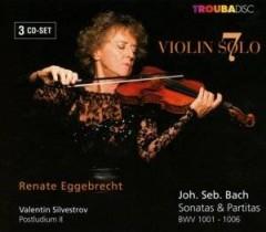 Bach, J.S. - Violin Solo Vol.7