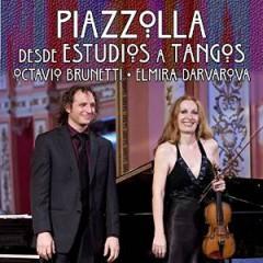 Piazzolla, Astor - Desde Estudios A Tangos