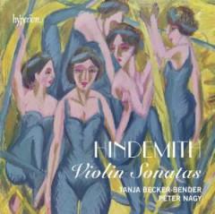 Hindemith, P. - Violin Sonatas