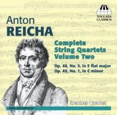 Reicha, A. - STREICHQUARTETTE VOL.2