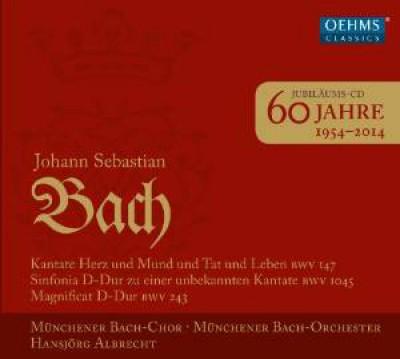 Bach, J.S. - Magnificat/Kantate Bwv 14