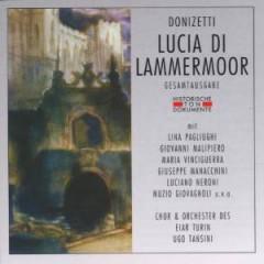 Donizetti, G. - Lucia Di Lammermoor