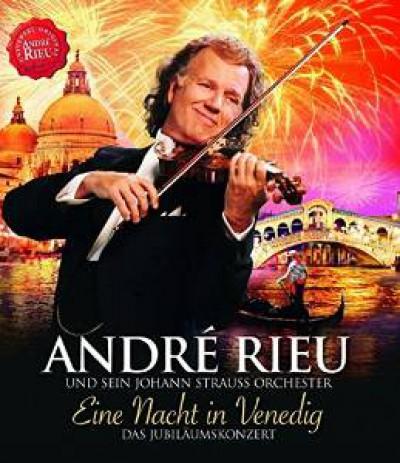 Rieu, Andre - EINE NACHT IN VENEDIG