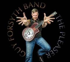 Forsyth, Guy  Band  - Pleaser
