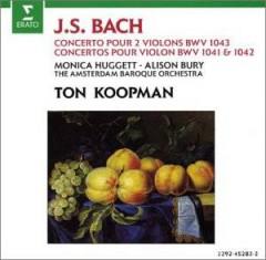Bach, J.S. - Violin Concerti