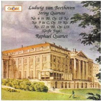 Beethoven, L. Van - String Quartet No.6 In B