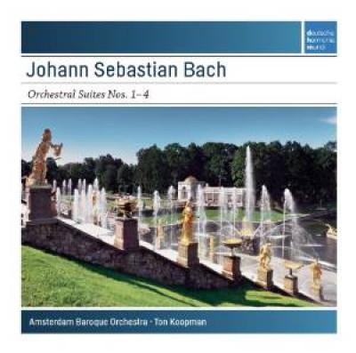 Bach, J.S. - Orchestral Suites No.1