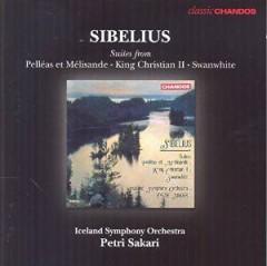 Sibelius, J. - SUITEN AUS PELLEAS & MELI
