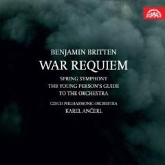 Britten, B. - War Requiem/Spring Sympho