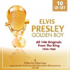 Presley, Elvis - Golden Boy