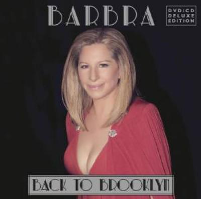 Streisand, Barbra - Back To Brooklyn  Cd+Dvd