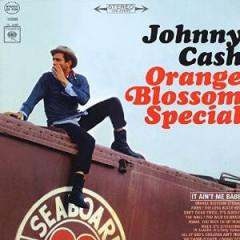 Cash, Johnny - Orange Blossom..  Hq
