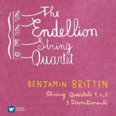 Britten, B. - String Quartets 1 3