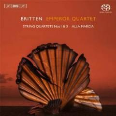 Britten, B. - String Quartets Nos 1 7 3