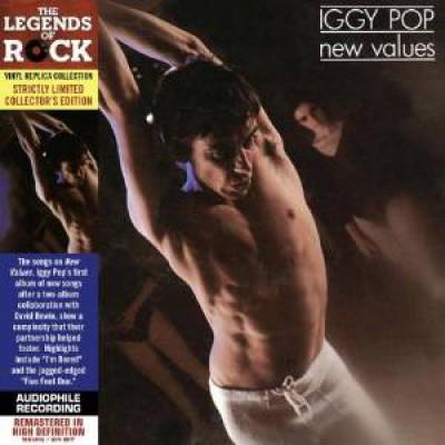 Pop, Iggy - New Values  Coll. Ed