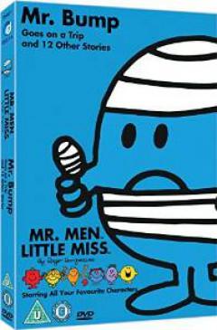 Children - MR. BUMP GOES ON A TRIP..