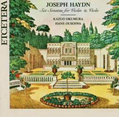 Haydn, J. - Six Sonatas