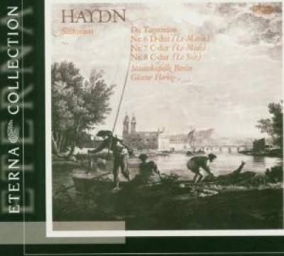 Haydn, J. - Sinfonien Nr. 6 7 8