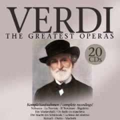 Verdi, G. - Greatest Operas