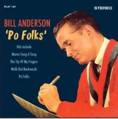 Anderson, Bill - Bill Anderson