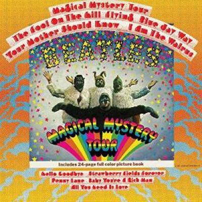 Beatles - Magical Mystery.. Mono/Lt