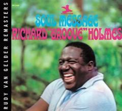 Holmes, Richard Groove - Soul Message