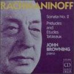 Rachmaninoff, S. - SONATE 2/PRELUDES OP.23+3