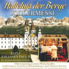 Breitenberger, Anneliese - Halleluja Der Berge