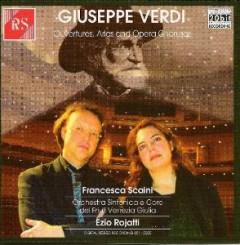 Verdi, G. - Ouvertures, Arias & Opera