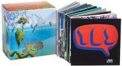 Yes - Studio Albums 1969 1987