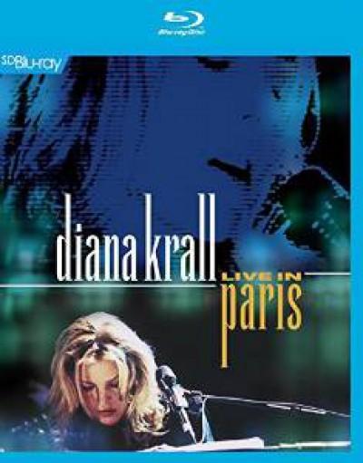 Krall, Diana - Live In Paris + Dvd