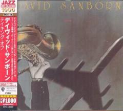 Sanborn, David - TAKING OFF