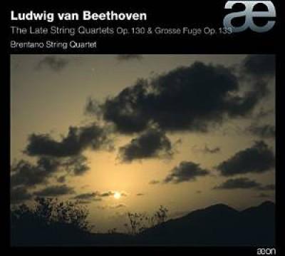Beethoven, L. Van - LATE STRING QUARTETS OP.1