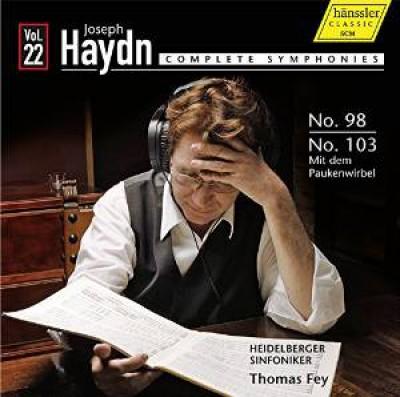 Haydn, J. - COMPLETE SYMPHONIES VOL.2