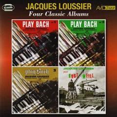Loussier, Jacques - Four Classic Albums
