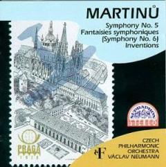Martinu, B. - Sinfonien 5 & 6