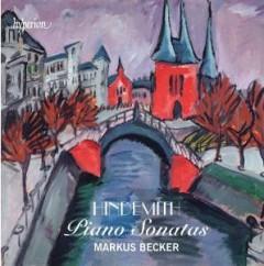 Hindemith, P. - Piano Sonatas
