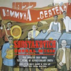 Schostakowitsch, D. - CHORAL MUSIC-TEN RUSSIAN