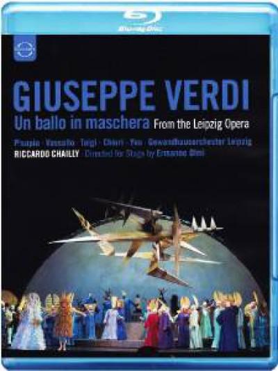Verdi, G. - En Maskenball