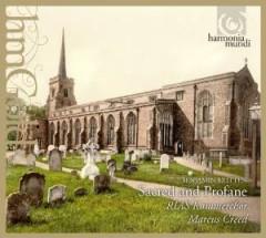 Britten, B. - Sacred And Profane Op.91