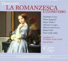Donizetti, G. - La Romanzesca E L'uomo Ne