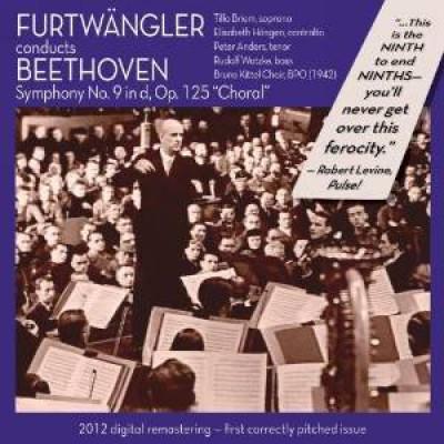 Beethoven, L. Van - Furtwangler Conducts Beet